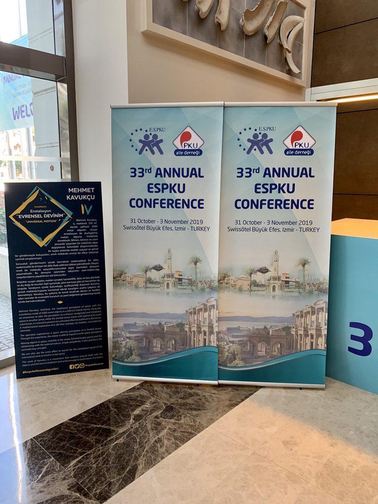 33<sup>rd</sup> E.S.PKU Conference